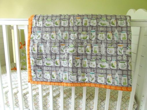 Custom Made Backyard Baby Crib Set