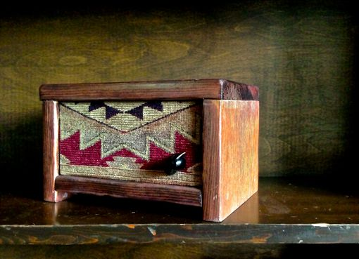 Custom Made Bluetooth Speaker System - Small Santa Fe Box