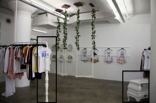 Custom Made Wildfox Downtown La Showroom