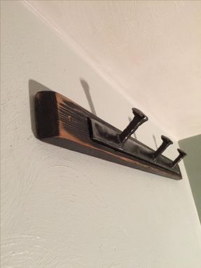Custom Made Coat Rack, Clothes Hanger.
