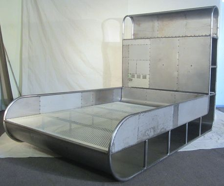 Custom Made Submariner's Bed
