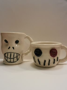 6aff5f1da9d Hand Crafted Custom Coffee Mugs by Arrowpoint Pottery