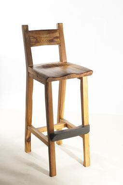 Custom Made Virginia Bar Chair