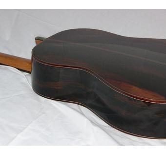 Custom Made Pre-Cites Brazilian Rosewood Classical Guitar