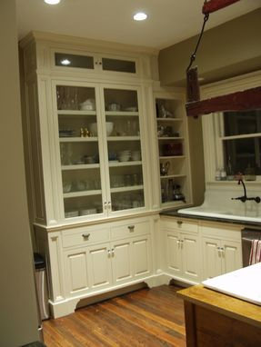 Custom Made Historic Home Kitchen