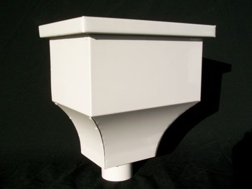 Custom Made Leader Head/Conductor Boxes