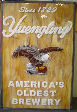 Custom Made Yuengling Brewing Company Label