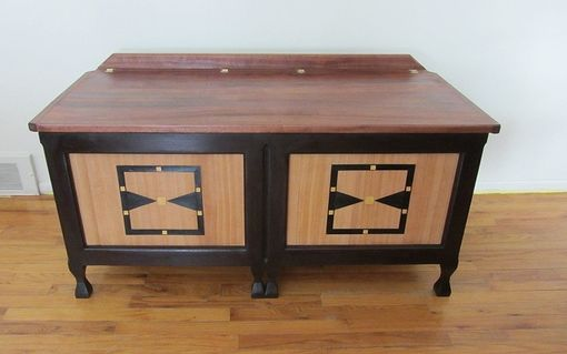 Custom Made Wedding Hope Chest