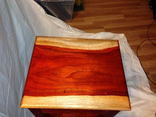 Custom Made Matching Side Tables