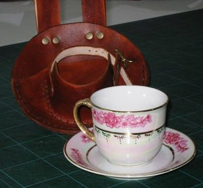 Custom Made Tea Cup Holster