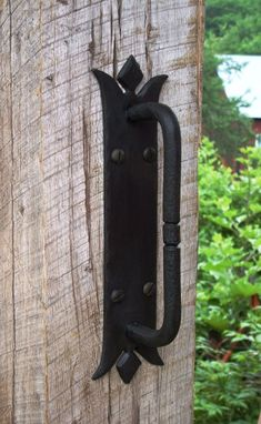 Custom Made Norfolk Style Door Pull