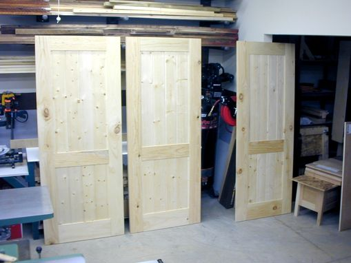Custom Made Custom Made Cabin Doors