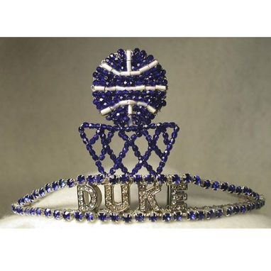 Custom Made Custom Designed Name Tiara