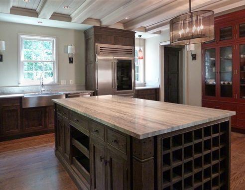 Custom Made Luxury Kitchen