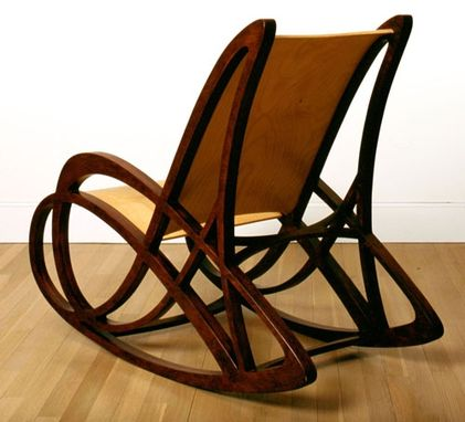 Custom Made Ricercar Rocking Chair