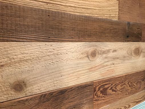 Custom Made Reclaimed Wood Wall Paneling, Reclaimed Wood, Reclaimed Wood Panel