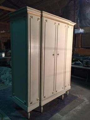 Custom Made French Provencial Style Wardrobe