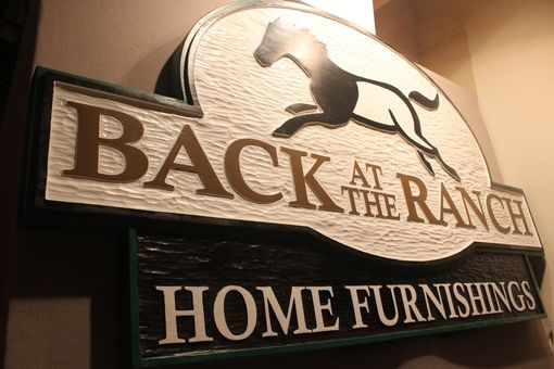 Custom Made Business Signs | Home Signs | Company Signs | Store Signs
