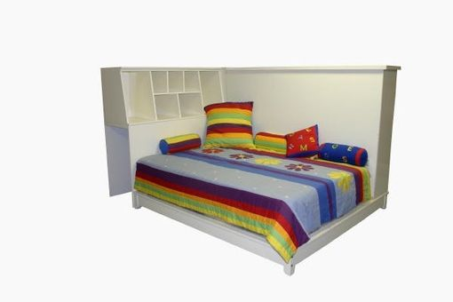 Custom Made Baseball Bed