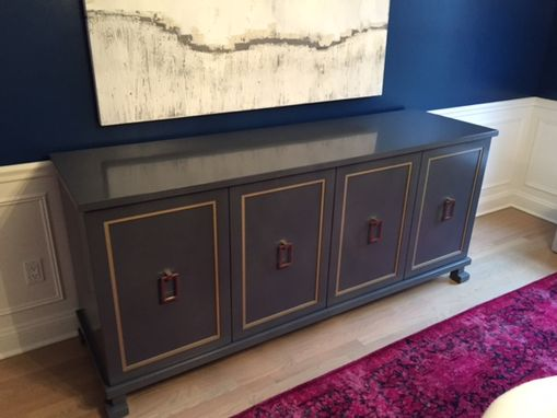 Custom Made Buffet/ Credenza/ Side Board