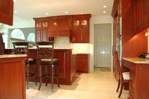 Custom Made Lyptus Kitchen