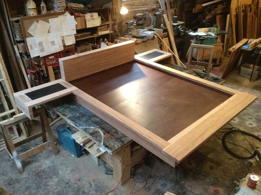 Custom Made Tineo Queen Bed