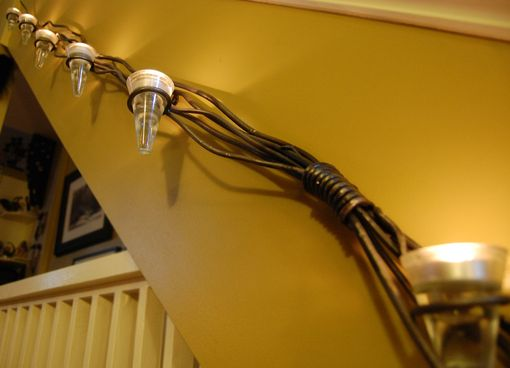 Custom Made Staircase Wall Sconce