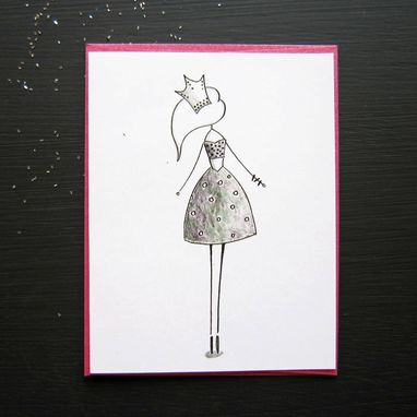 Custom Made Princess Pack Stationery Set