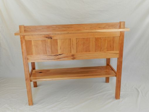 Custom Made Sideboard,  Cherry