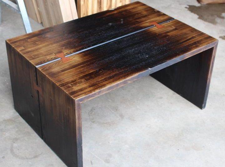 Shou Sugi Ban Kitchen Table Kitchen Design Ideas
