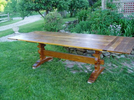 Custom Made Trestle Tables