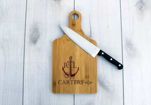 Custom Made Personalized Paddle Board -- Cb-Pad-Carters Nautical