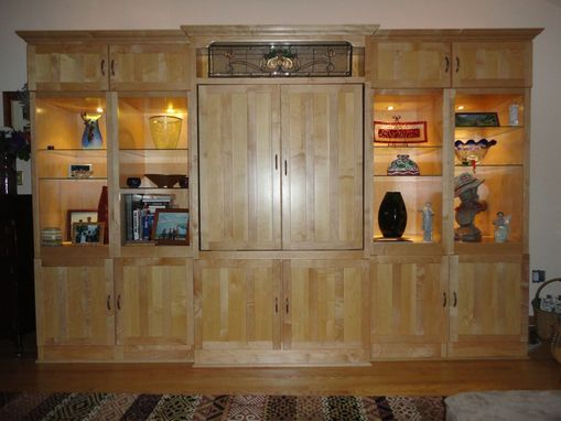 Custom Made Custom Wall Unit