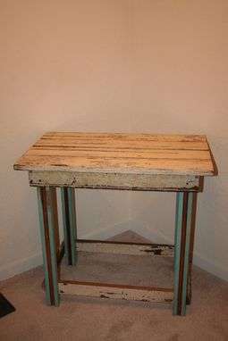 Custom Made Mare Island Table