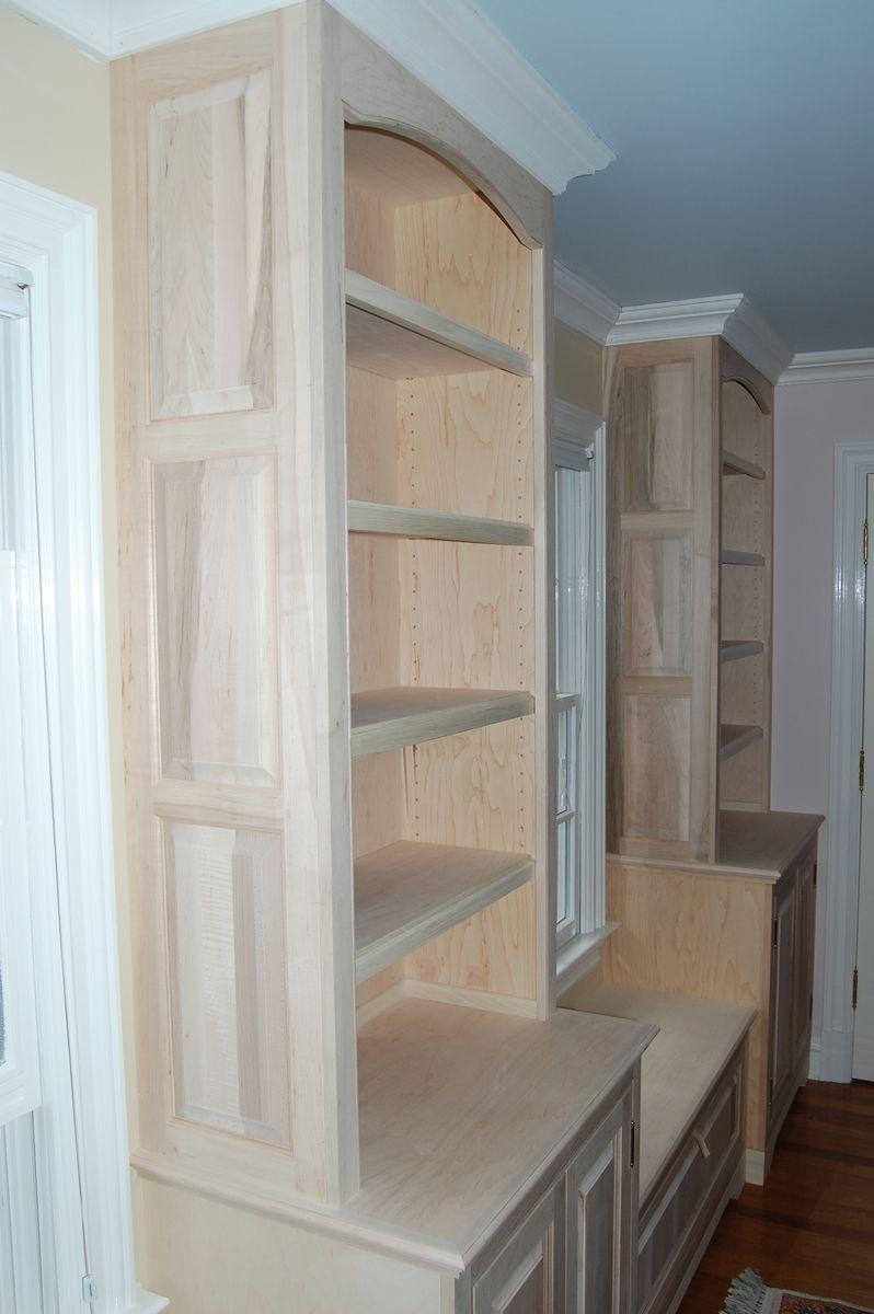 hand made bedroom built insjohn samuel custom cabinetry