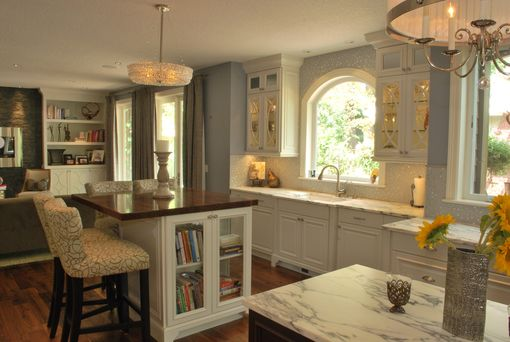 Custom Made Luxe Kitchen