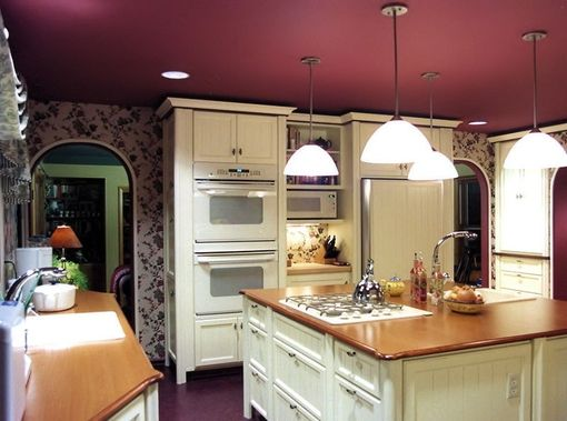 Custom Made Custom Design/Build French Country Kitchen Remodeling Project