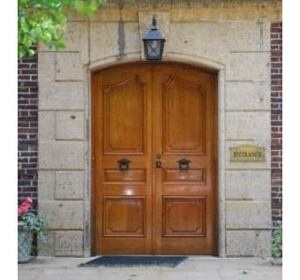 Custom Made Custom Architectural Entry Doors