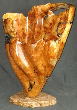Custom Made Carved Vessels