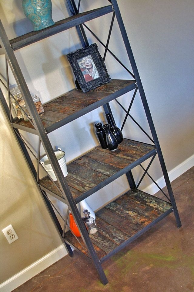 A Custom Made Rustic Bookcase Shelving Unit Historical Reclaimed Wood Modern Vintage Anese Tsunami To Order From Combine 9