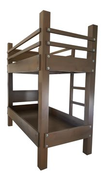 Custom Made Twin Xl Over Twin Xl Bunk Beds