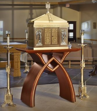 Hand Made Altar Furniture by Michael Colca Furniture Maker ... | 334 x 382 jpeg 24kB