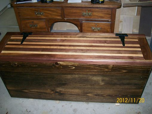 Custom Made Blanket/Hope Chest