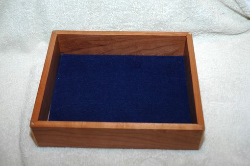 Custom Made Cherry Storage Box