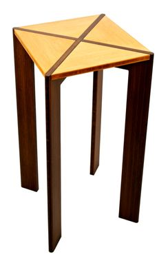 Custom Made Bamboo Square Table
