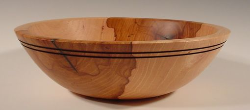 Custom Made Large Salad Bowl Or Fruit Bowl