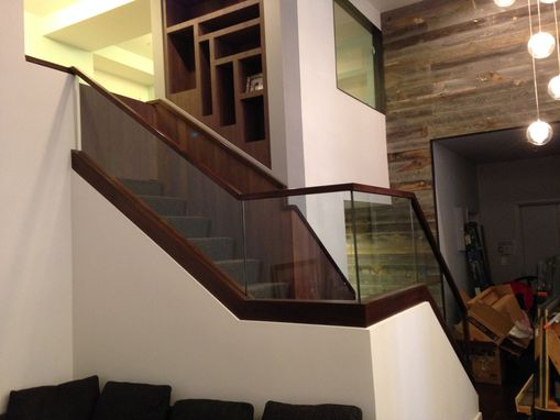 Custom Made Glass Railings 2