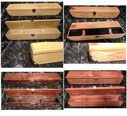 Custom Made Wizard Wand Or Long Necklace Boxes