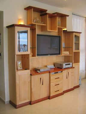 Custom Made Modular Entertainment Unit