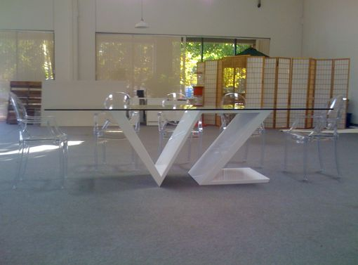 Custom Made Vibranz Conference Table